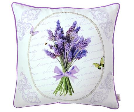 Poszewka na poduszkę Lavender Parfume 43x43 cm
