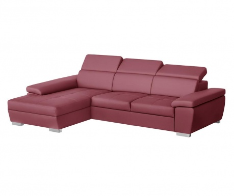 Coltar stanga Twinset Red