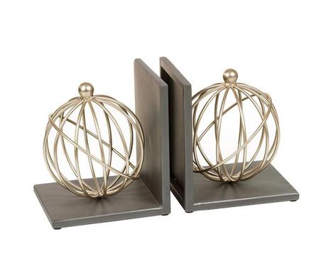 Set 2 suporturi pentru carti Spheres