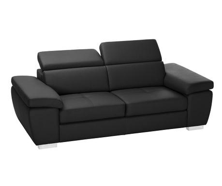 Kauč trosjed Parure Black