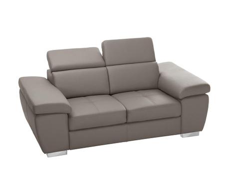 Kauč dvosjed Parure Grey Brown