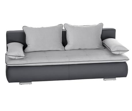 Kauč trosjed na razvlačenje Cachemire Anthracite and Grey