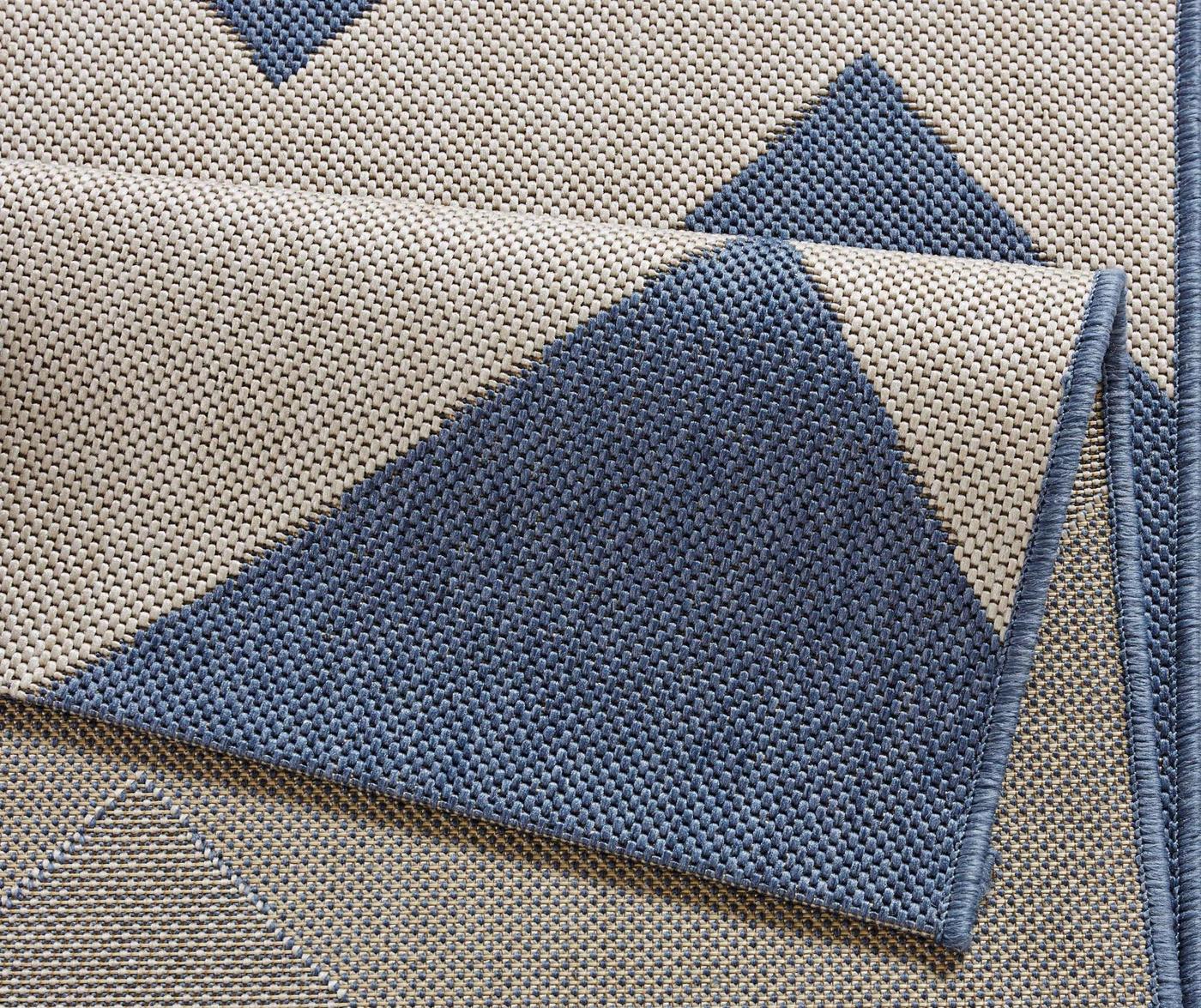 Tepih za vanjski prostor Meadow Unique Blue 80x150 cm