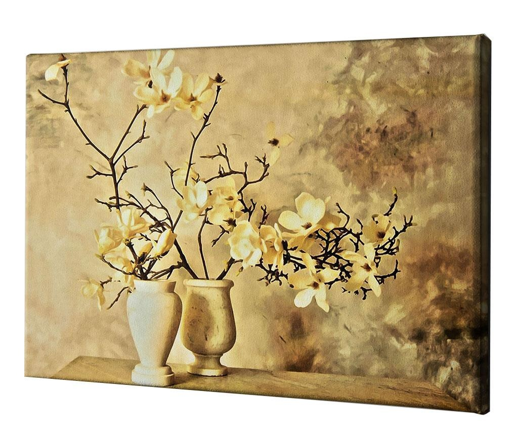 Slika Magnolia Branches by Thea Schrack 60x90 cm