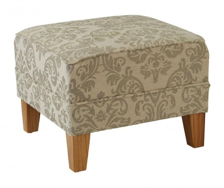 Tabure za noge Damask Natural