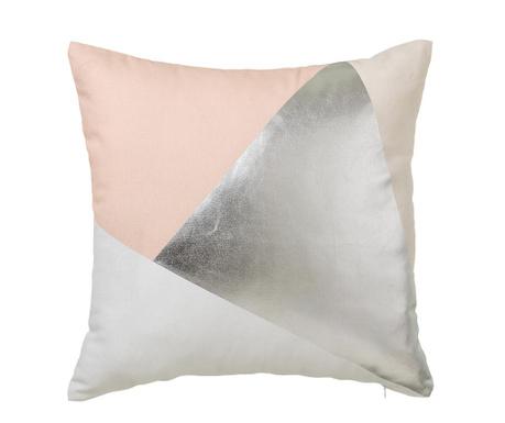 Perna decorativa Dora Pink 45x45 cm