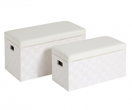 Set 2 banchete Magic White