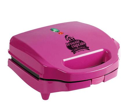 Уред за приготвяне на сладкиши 2 в 1 Sweet Pink