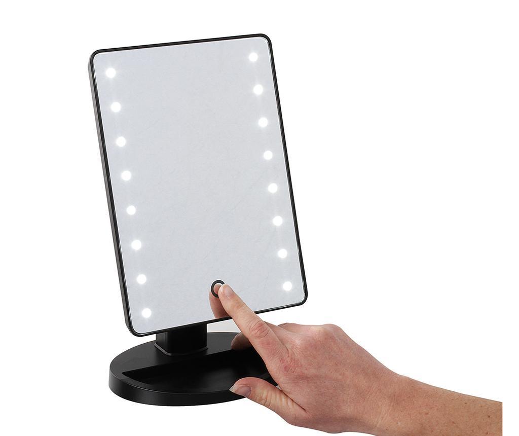 Kosmetické zrcátko s LED osvětlením Light