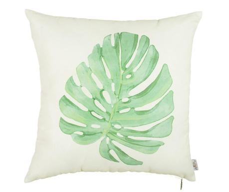Povlak na polštář Green Leaf 43x43 cm