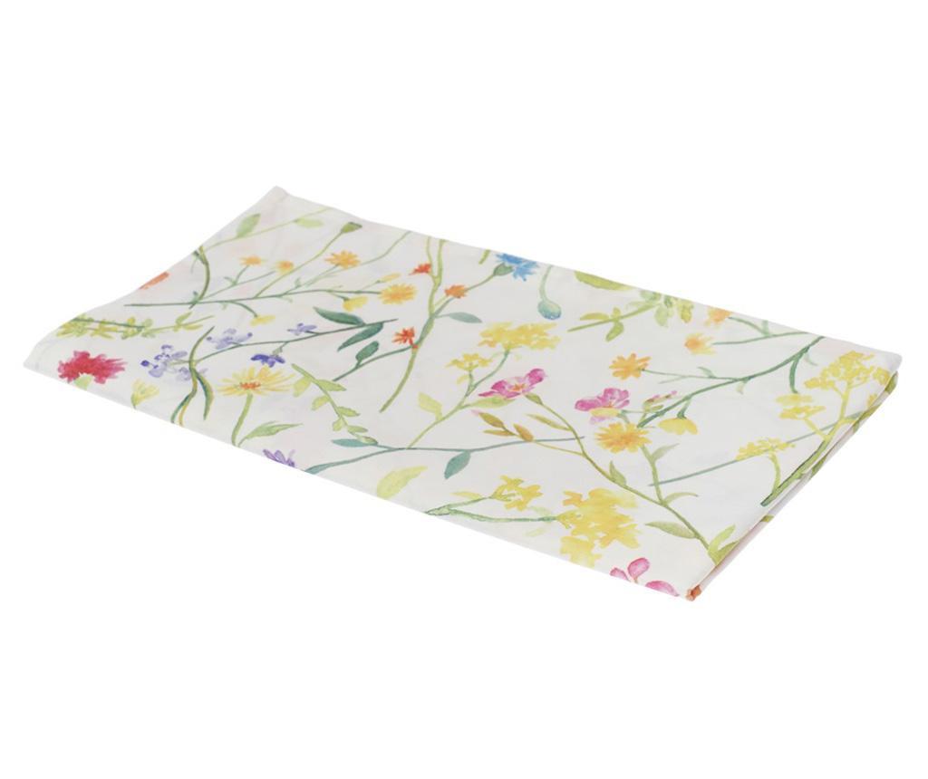 Stredový obrus Slim Flowers 40x140 cm