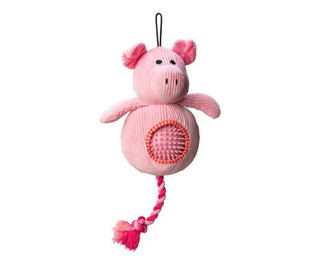 Jucarie pentru animale de companie Pinky Pig