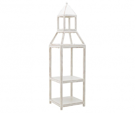 Regal Lantern Antique Ivory