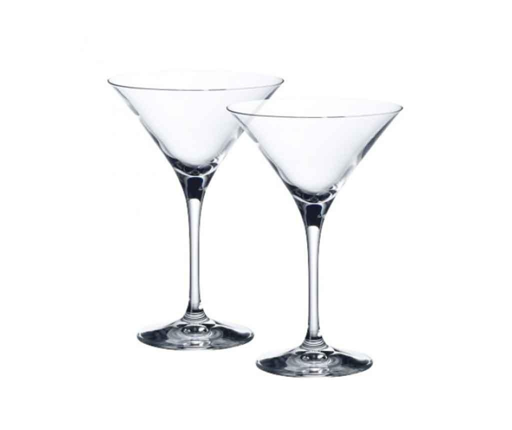 Purismo 2 db Martinis pohár 230 ml