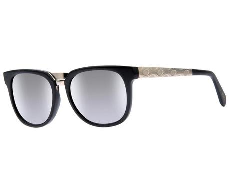 Okulary przeciwsłoneczne damskie Emilio Pucci Mirror Butterfly Black