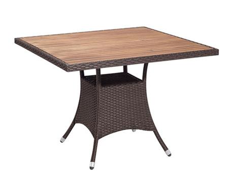 Venkovní stůl Brenda