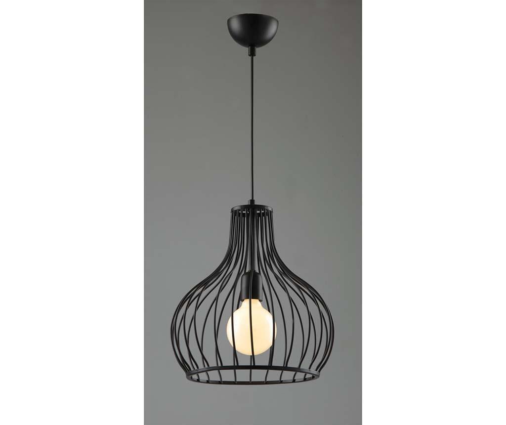 Stropna svetilka Serra Black