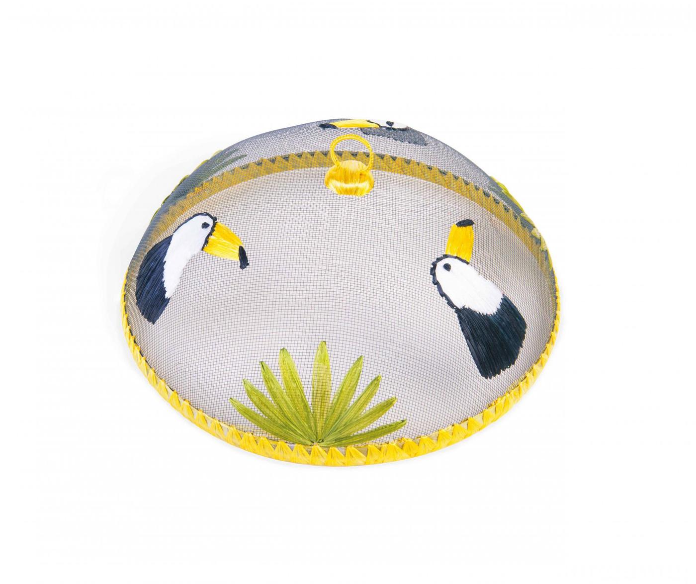 Toucan Bura szervírozó tálra 30 cm