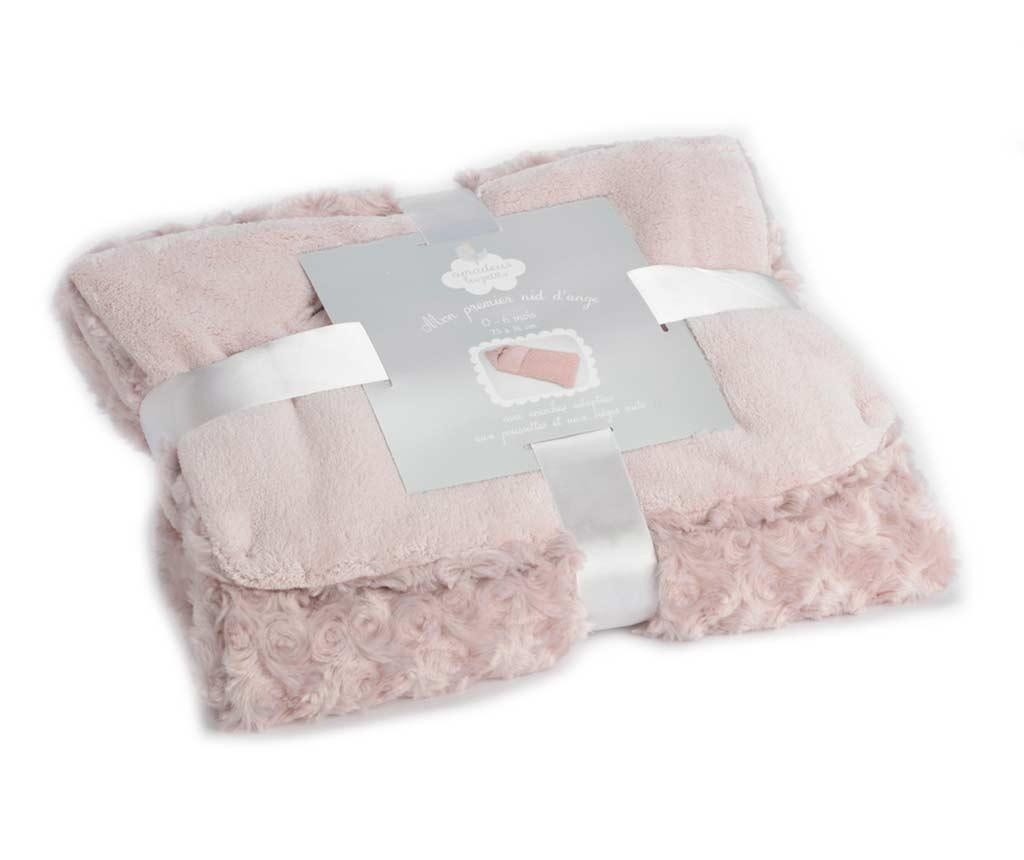 Sac de dormit Little Roses Pink 6-12 luni