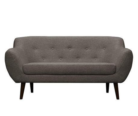 Canapea 2 locuri Piemont  Grey