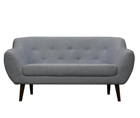 Canapea 2 locuri Piemont  Grey Blue