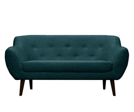 Canapea 2 locuri Piemont  Turquoise