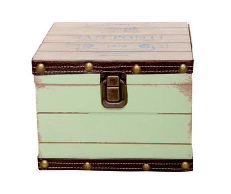 Кутия с капак San Ponti Green