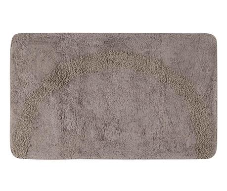 Dywanik łazienkowy Zentoni Present Brown 60x100 cm