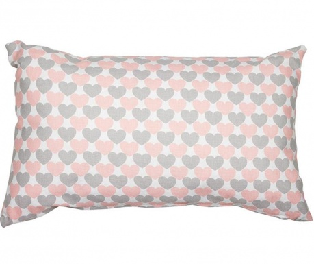 Perna decorativa Pink Love 30x50 cm