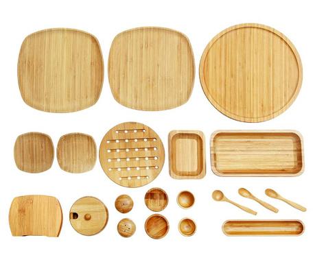 Комплект за закуска 21 части Ikon