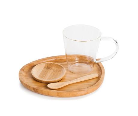 Комплект за чай 4 части Tiritti