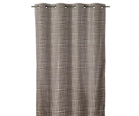 Draperie Netting Old Taupe 140x260 cm