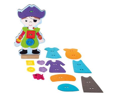Игра за сръчност 20 части Pirate