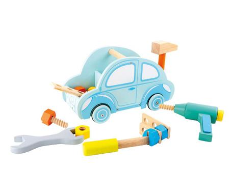Играчка инструменти с поставка Car