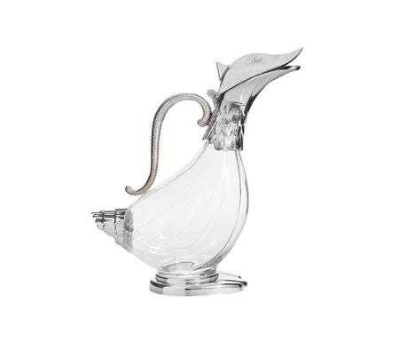 Duck Transparent Karaffa fedővel 650 ml