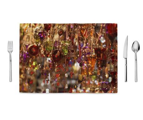 Jewels Tányéralátét 35x50 cm