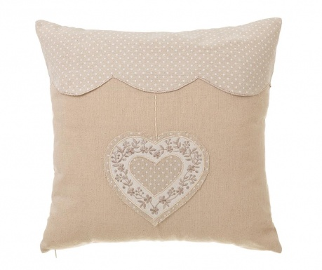 Perna decorativa Love 45x45 cm