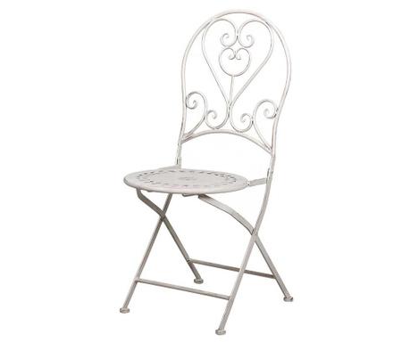 Flora Összecsukható kültéri szék