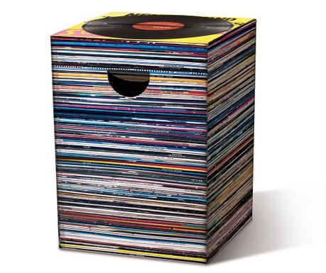 Taburet pliabil Music Express