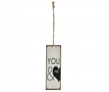 Decoratiune suspendabila You Me