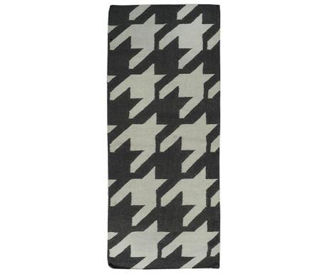 Килим Kilim Matrix Mono 76x183 см