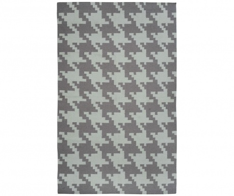 Covor Kilim Resolution Grey