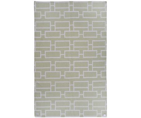 Килим Kilim Bricks Green 152x244 см