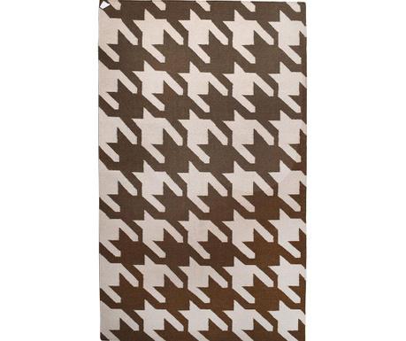 Kilim Matrix Brown Szőnyeg 152x244 cm