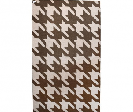 Covor Kilim Matrix Brown 152x244 cm