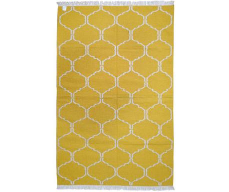 Килим Kilim Honeycomb Gold 244x305 см