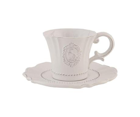 Royal Bird Csésze és kistányér