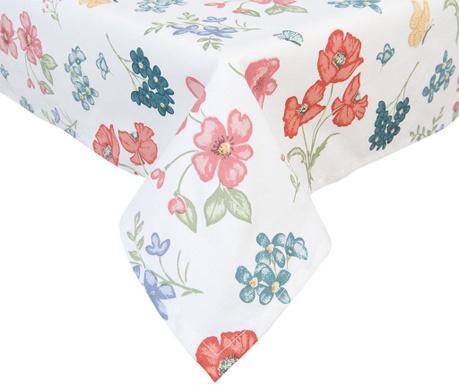 Floral Majesty Asztalterítő 100x100 cm