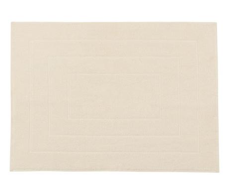 Cream Fürdőszobai szőnyeg 50x70 cm