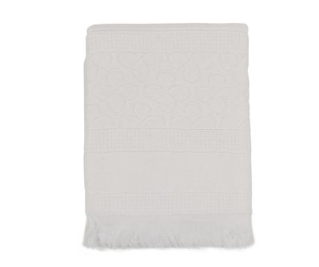 Sonya White Fürdőszobai törölköző 80x150 cm